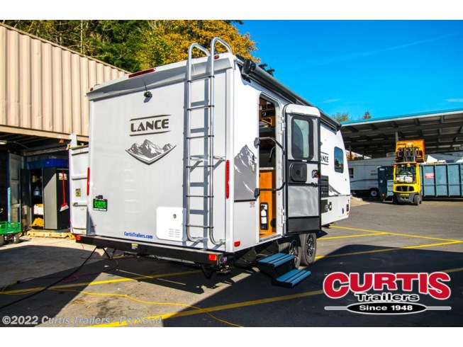 2021 Lance 1685 - New Travel Trailer For Sale by Curtis Trailers - Portland in Portland, Oregon