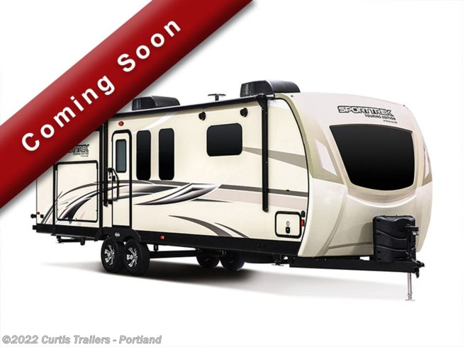 New 2021 Miscellaneous Vanture RV SportTrek Touring 333vMI available in Portland, Oregon
