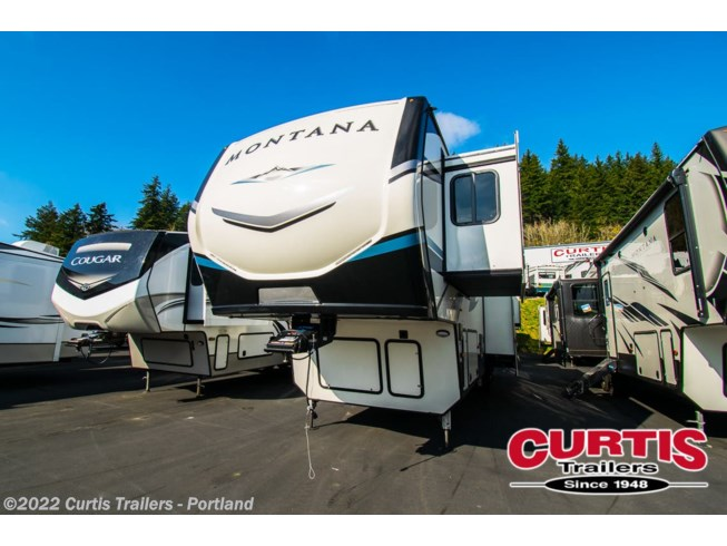 New 2021 Keystone Montana 3790rd available in Portland, Oregon