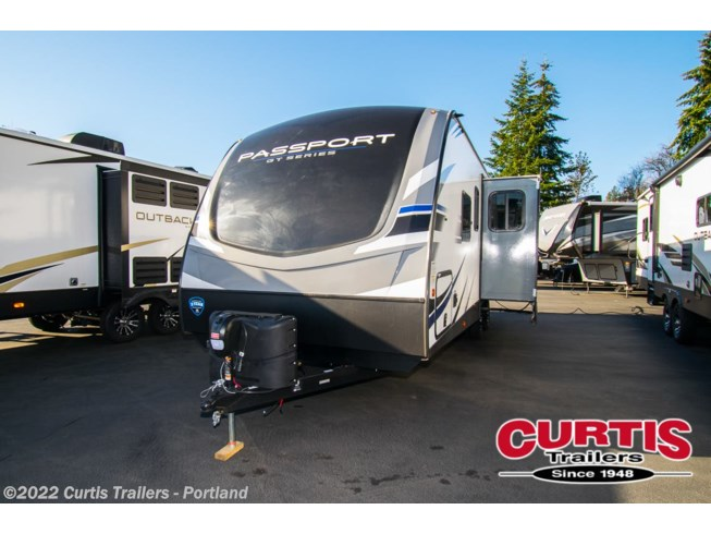 New 2021 Keystone Passport 2500RKWE available in Portland, Oregon