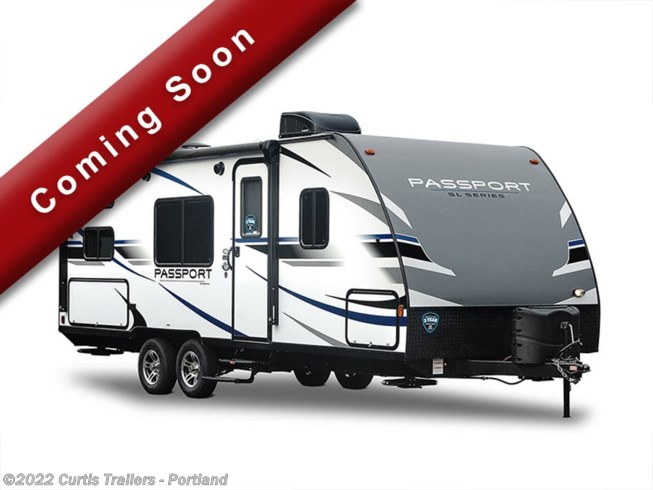New 2021 Keystone Passport 199MLWE available in Portland, Oregon
