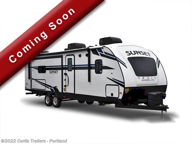 New 2021 CrossRoads Sunset Trail 222RB available in Portland, Oregon