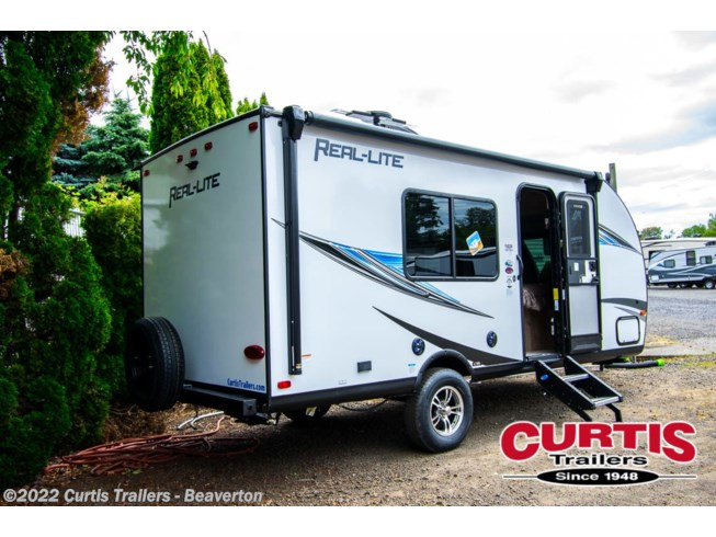 2020 Palomino Real-Lite Mini 180 - New Travel Trailer For Sale by Curtis Trailers - Portland in Portland, Oregon