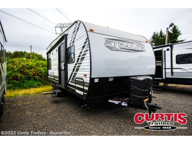 New 2020 Forest River Stealth SS1814 available in Beaverton, Oregon