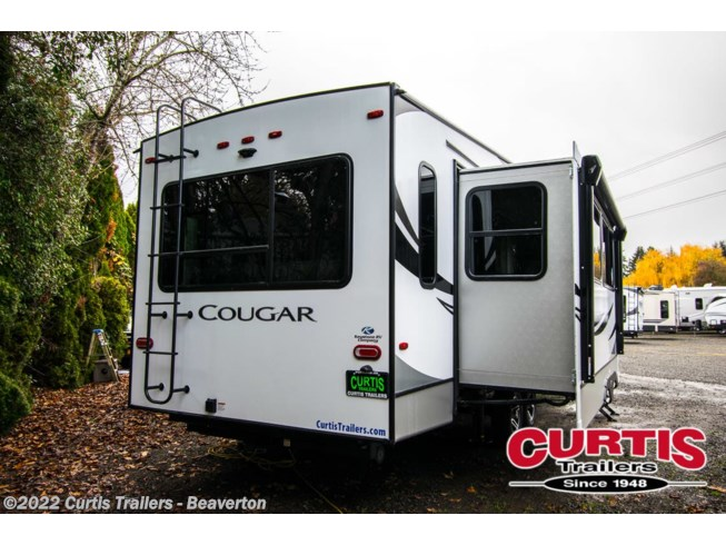 2020 Cougar Half-Ton 30rls by Keystone from Curtis Trailers - Beaverton in Beaverton, Oregon
