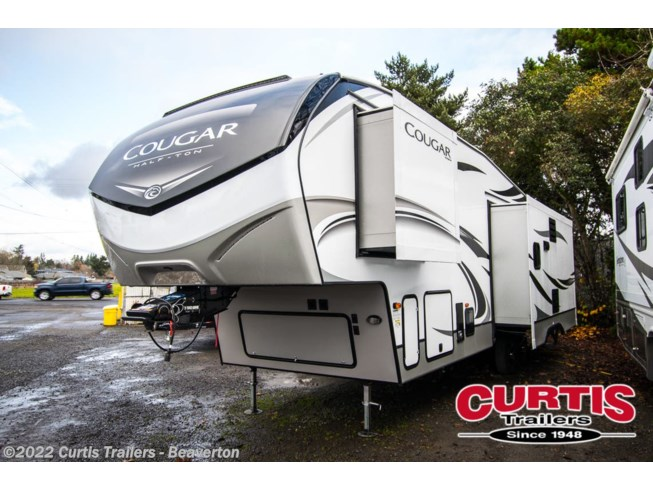 2020 Keystone Cougar Half-Ton 30rls - New Fifth Wheel For Sale by Curtis Trailers - Beaverton in Beaverton, Oregon