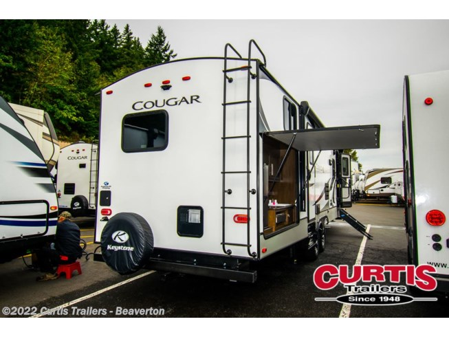 2020 Keystone Cougar Half-Ton 32rdbwe - New Travel Trailer For Sale by Curtis Trailers - Portland in Portland, Oregon
