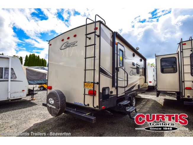 Used 2016 Keystone Cougar Half-Ton 21rbswe available in Beaverton, Oregon
