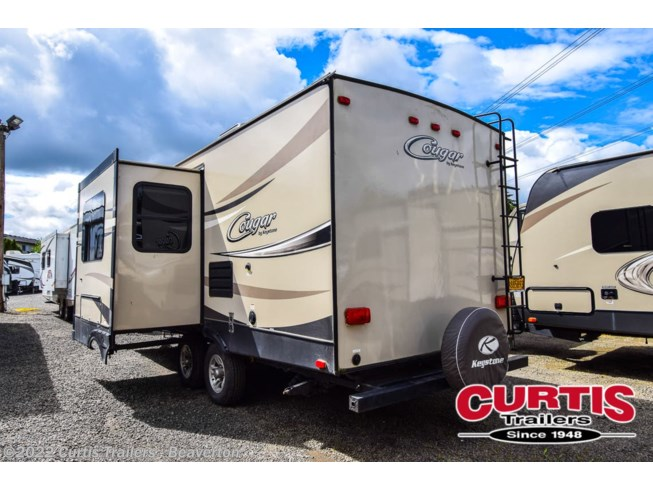2016 Cougar Half-Ton 21rbswe by Keystone from Curtis Trailers - Beaverton in Beaverton, Oregon