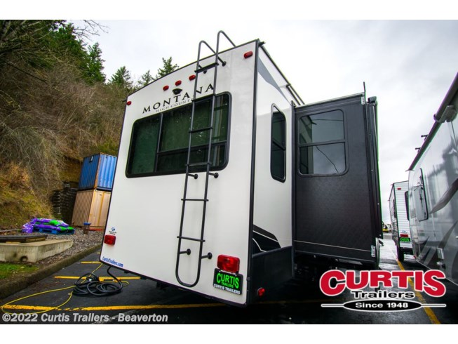 2020 Montana High Country 330rl by Keystone from Curtis Trailers - Portland in Portland, Oregon
