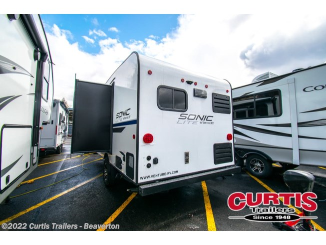 2020 Sonic Lite 169vrk by Venture RV from Curtis Trailers - Beaverton in Beaverton, Oregon