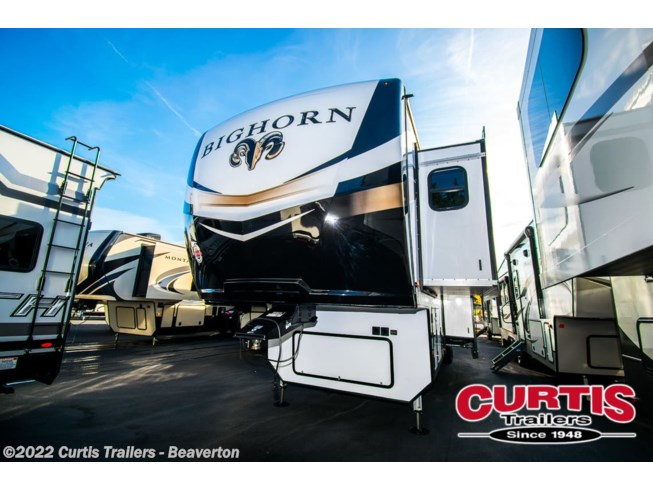 New 2020 Heartland Bighorn 3950fl available in Beaverton, Oregon