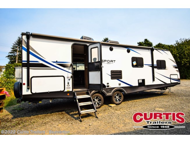 2021 Passport 2710rb by Keystone from Curtis Trailers - Beaverton in Beaverton, Oregon