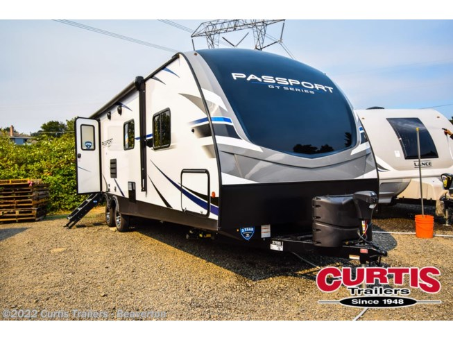 2021 Keystone Passport 2710rb - New Travel Trailer For Sale by Curtis Trailers - Beaverton in Beaverton, Oregon