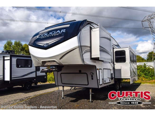 New 2021 Keystone Cougar Half-Ton 25res available in Beaverton, Oregon