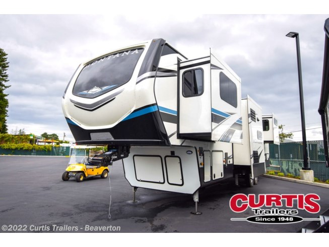 2021 Keystone Montana 3760FL - New Fifth Wheel For Sale by Curtis Trailers - Portland in Portland, Oregon