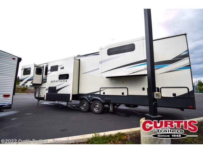 2021 Montana 3760FL by Keystone from Curtis Trailers - Portland in Portland, Oregon