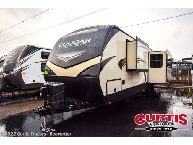2019 Keystone Cougar 30RKS - Used Travel Trailer For Sale by Curtis Trailers - Beaverton in Beaverton, Oregon