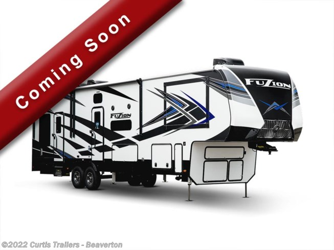 New 2021 Keystone Fuzion 379 available in Beaverton, Oregon
