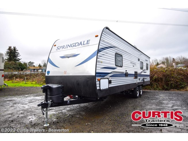 New 2021 Keystone Springdale 27TH available in Beaverton, Oregon