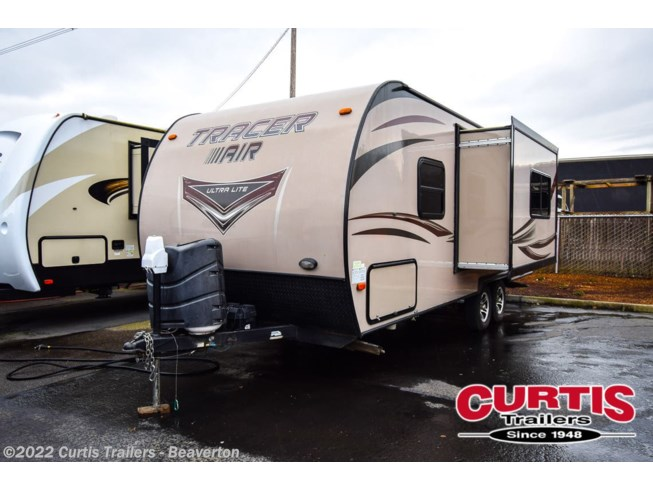 2015 Forest River Tracer 215 - Used Travel Trailer For Sale by Curtis Trailers - Beaverton in Beaverton, Oregon