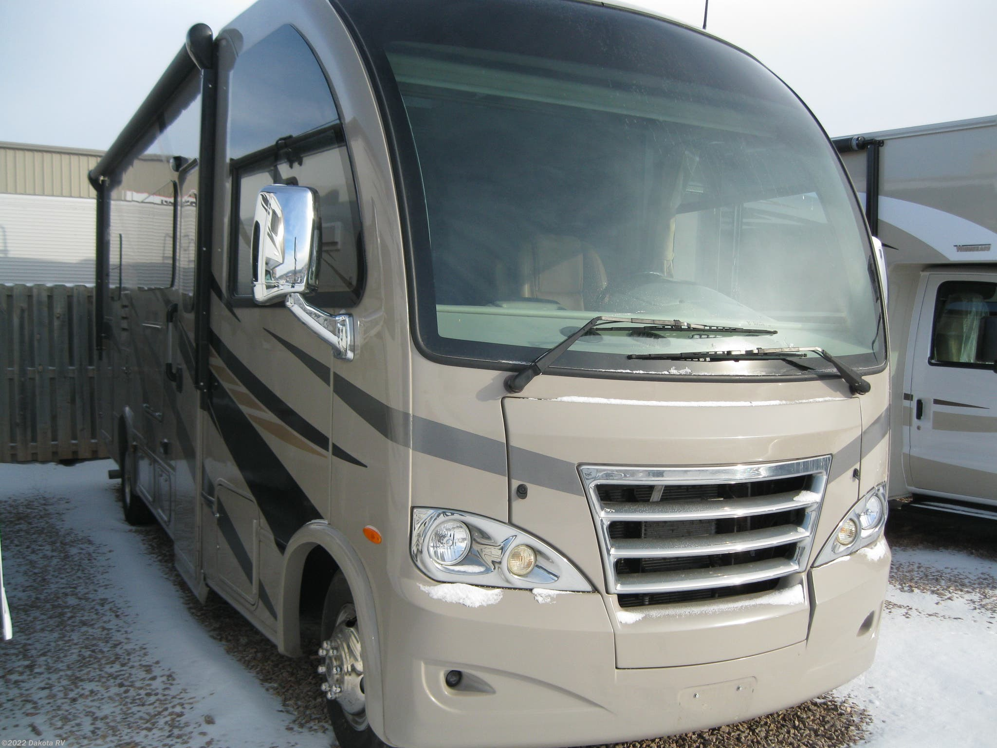 C1134 - 2010 Winnebago Via 25T Class A for sale in Rapid City SD