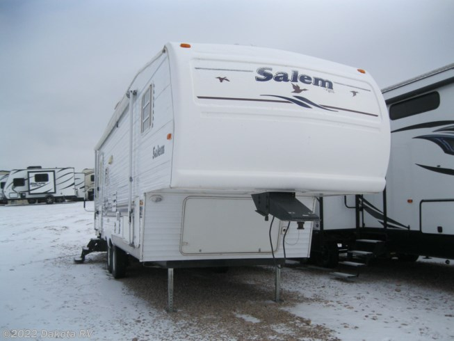 2004 Forest River Salem 27RLSS
