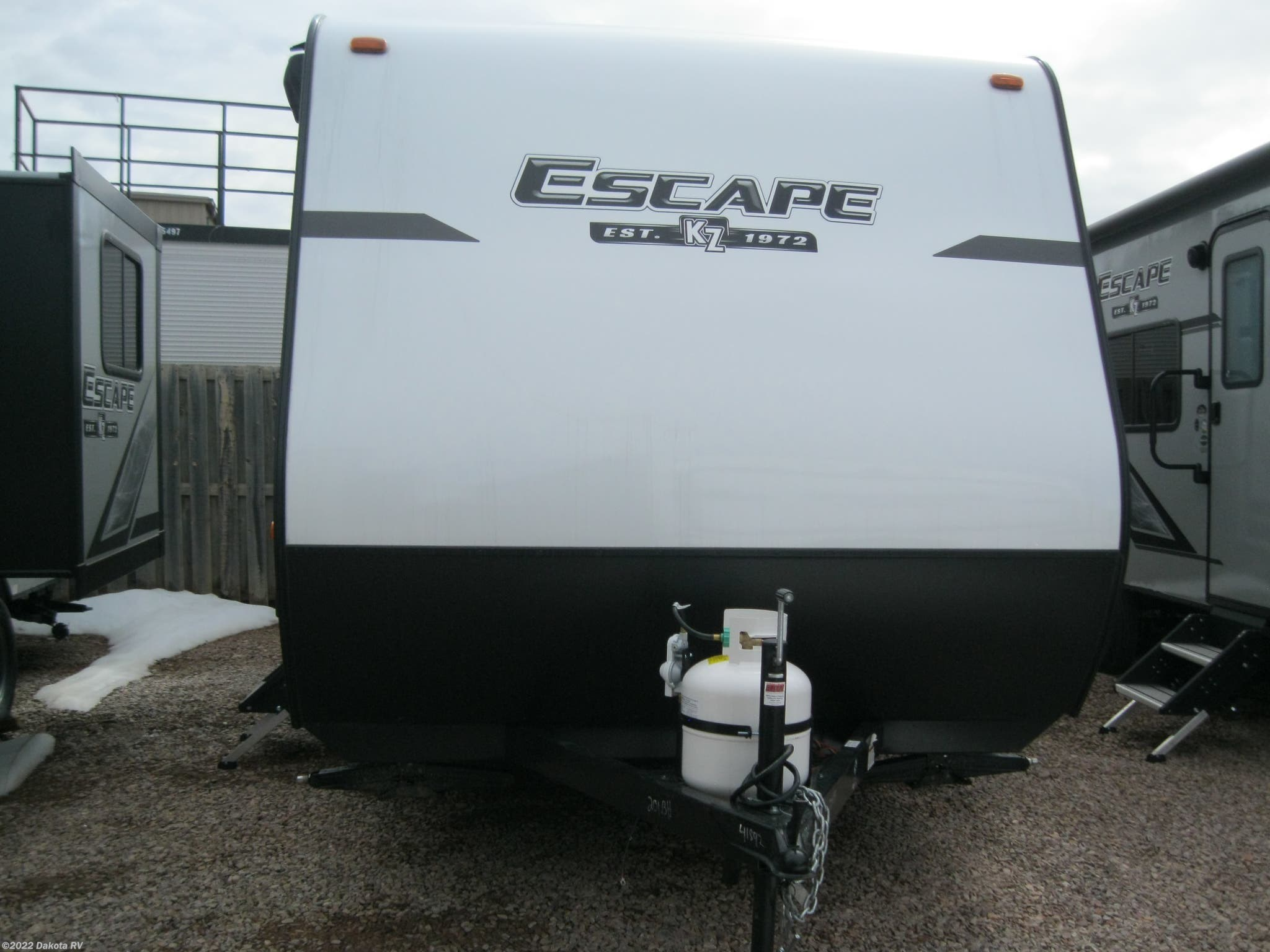 41891 - 2019 K-Z Escape201BH for sale in Rapid City SD