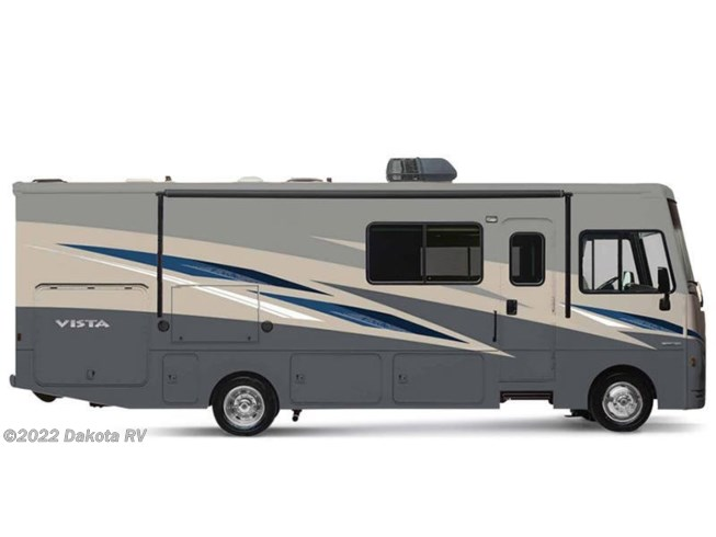 Stock Image for 2021 Winnebago Vista 32M (options and colors may vary)
