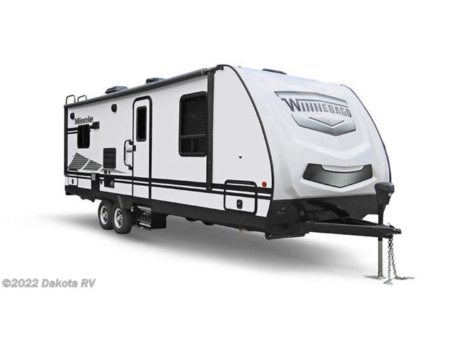 Stock Image for 2021 Winnebago Minnie 2529RG (options and colors may vary)
