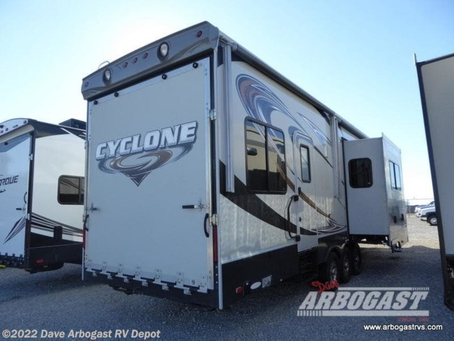 Used 2012 Heartland Cyclone 3950 available in Troy, Ohio