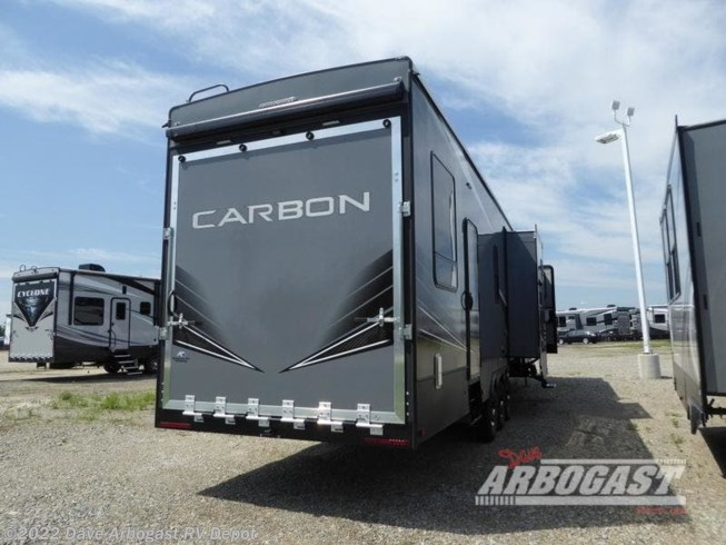 2020 Keystone Carbon 417 - New Toy Hauler For Sale by Dave Arbogast RV Depot in Troy, Ohio features Slideout
