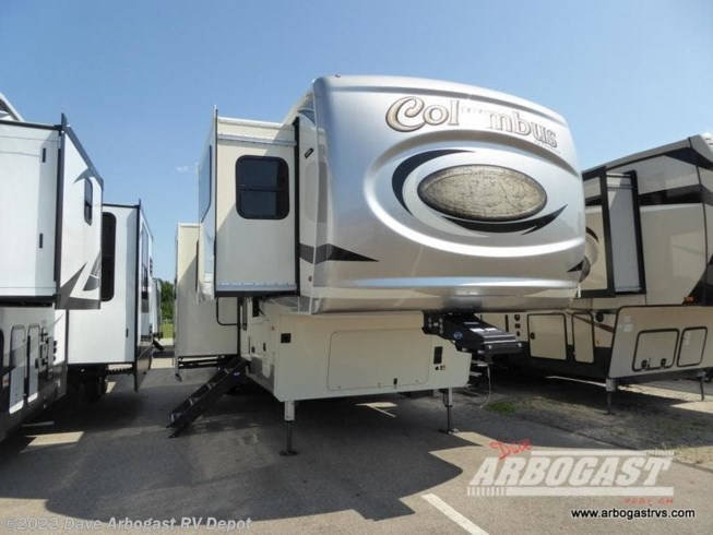 New 2020 Palomino Columbus 389FLC available in Troy, Ohio