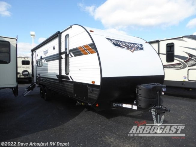 New 2020 Forest River Wildwood X-Lite 24RLXL available in Troy, Ohio