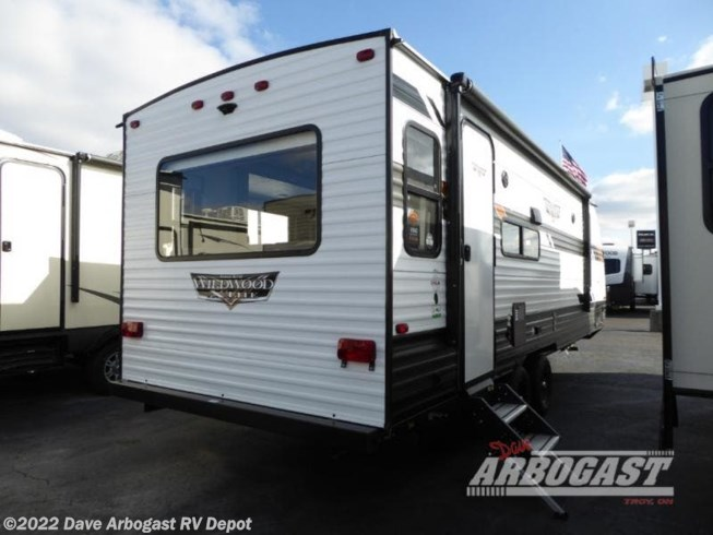 2020 Wildwood X-Lite 24RLXL by Forest River from Dave Arbogast RV Depot in Troy, Ohio