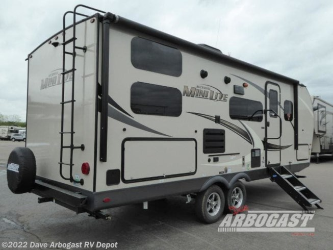 New 2021 Forest River Rockwood Mini Lite 2509S available in Troy, Ohio