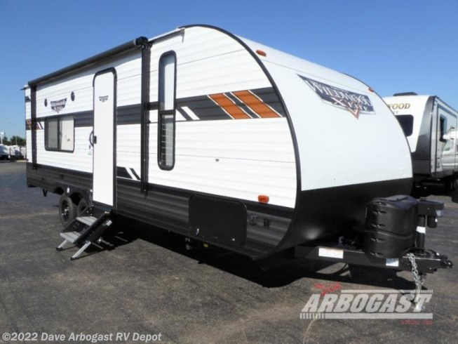 New 2021 Forest River Wildwood X-Lite 241QBXL available in Troy, Ohio