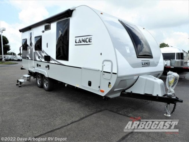 New 2021 Lance Lance Travel Trailers 2075 available in Troy, Ohio