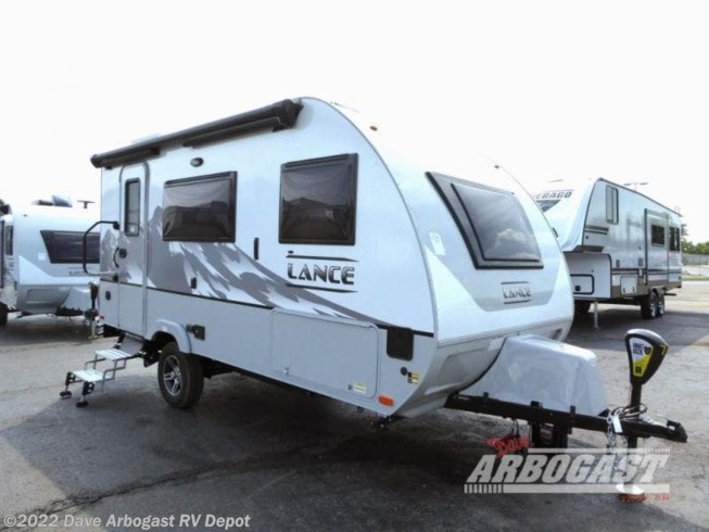 New 2021 Lance Lance Travel Trailers 1475 available in Troy, Ohio