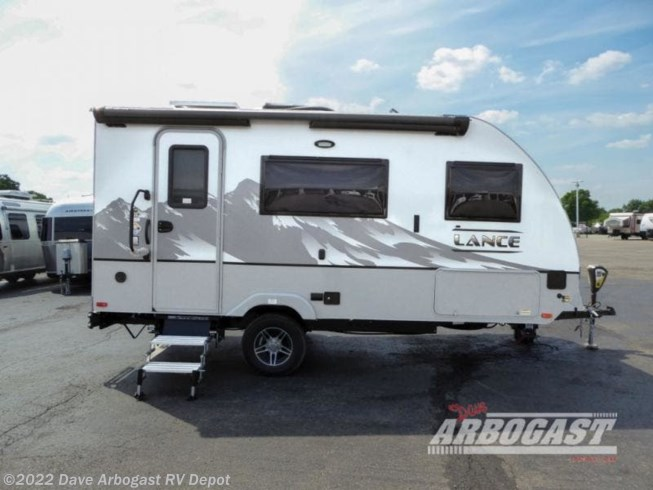 2021 Lance Travel Trailers 1475 by Lance from Dave Arbogast RV Depot in Troy, Ohio