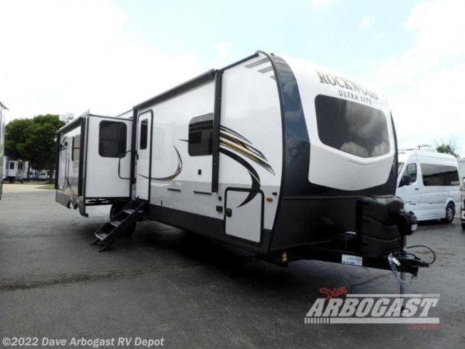 New 2021 Forest River Rockwood Ultra Lite 2906RS available in Troy, Ohio