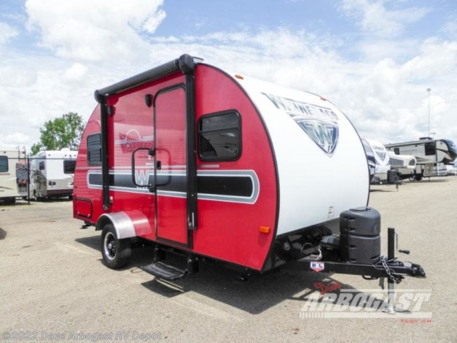 Used 2018 Winnebago Minnie Drop 1710 available in Troy, Ohio