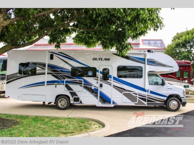 2021 Thor Motor Coach Outlaw 29J - New Toy Hauler For Sale by Dave Arbogast RV Depot in Troy, Ohio features Slideout