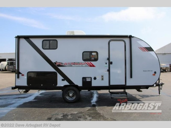 2021 Wildwood FSX 178BHSKX by Forest River from Dave Arbogast RV Depot in Troy, Ohio