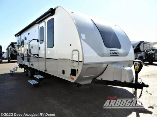 New 2021 Lance Lance Travel Trailers 2375 available in Troy, Ohio