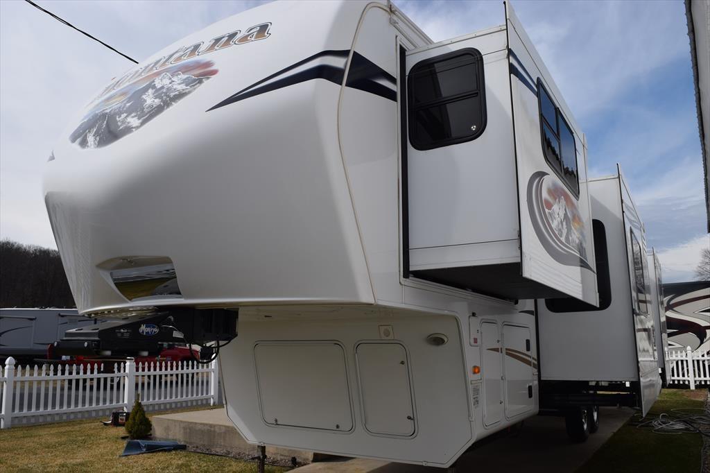 2012 Keystone Rv Montana Mountaineer 3750fl For Sale In