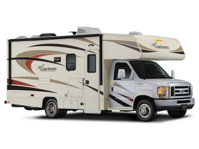 Stock Image for 2017 Coachmen Freelander 26RS (options and colors may vary)