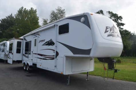 Used 2007 Keystone Everest 3661 For Sale by Diamond RV Centre, Inc. available in West Hatfield, Massachusetts