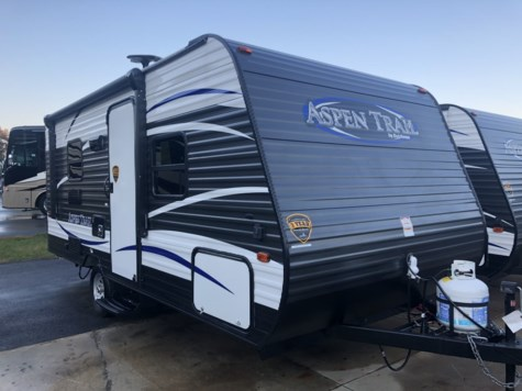 New 2018 Dutchmen Aspen Trail 1800RB For Sale by Diamond RV Centre, Inc. available in West Hatfield, Massachusetts