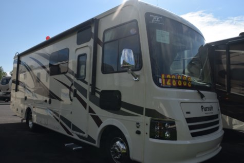 New 2019 Coachmen Pursuit 29SS For Sale by Diamond RV Centre, Inc. available in West Hatfield, Massachusetts